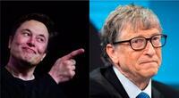 El dueño de Tesla y SpaceX ha logrado superar al fundador de Microsoft en el Índice de Multimillonarios del medio Bloomberg./Fuente: Composición.