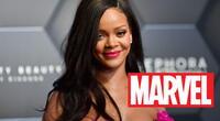 ¿Rihanna rumbo a Marvel? La Superestrella musical podría ser parte de Black Panther 2