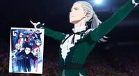 Yuri On Ice, el anime de patinaje estrena tráiler de regreso y se vuelve tendencia en Perú