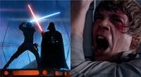 El triste fallecimiento de David Prowse, actor que interpretó a Darth Vader, trajo a la mente de los fans una de las mejores escenas en la historia de Star Wars./Fuente: Composición.