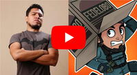 Federico Díaz, más conocido como Fedelobo en YouTube, informó que su canal secundario El Fedewolf fue hackeado y no puede ingresar a él./Fuente: YouTube/Fedelobo.