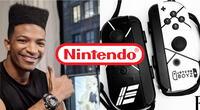 Nintendo ha enviado una carta de cese y desistimiento al creador de contenido que vendía estas carcasas para Joy-Con usando sus logotipos y marcas registradas./Fuente: Composición.