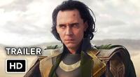 Primer tráiler de la serie de Loki.