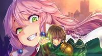 Redo of Healer se ha convertido en el nuevo blanco de la prensa occidental del anime y ya hay personas que desean cancelarlo incluso antes de su estreno en Japón./Fuente: Kadokawa Shoten.