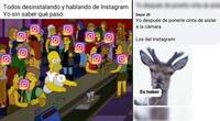 Los memes que dejó Instagram por sus nuevas políticas de privacidad.