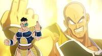 Dragon Ball : El autor confirma que Nappa no sufre de calvicie y revela su secreto