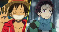 "One Piece derrota a Kimetsu no Yaiba y Dragon Ball como mejor ""Manga"""