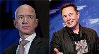 Elon Musk ha logrado superar a Jeff Bezos en el Billionaire's Index de Bloomberg  y se ha convertido en el hombre más millonario del planeta./Fuente: Composición.