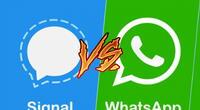 Whatsapp vs Signal: ¿Cuáles son las diferencias entre ambas aplicaciones?
