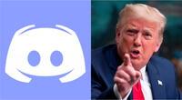 Discord decidió deshabilitar un servidor de simpatizantes de Donald Trump por su conexión con un foro que incita a la violencia en Estados Unidos./Fuente: Composición.