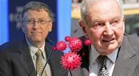 Ica: Jueces aseguran que la COVID-19 fue creada por Bill Gates y George Soros.
