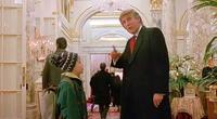 Usuarios buscan eliminar a Donald Trump de la película 'Solo en casa 2'.