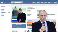VK: La red social rusa que es muy parecida a Facebook.