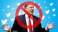 CEO de Twitter asegura que bloquear a Trump fue la decisión correcta.