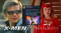 Actor de doblaje revela que participará en WandaVision como Quicksilver (Evan Peters).