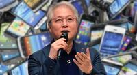 El CEO de LG no descarta abandonar el sector móvil.