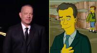 Los Simpson y la supuesta predicción sobre Tom Hanks.