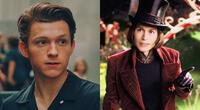 Spider-man a la Fabrica de Chocolate: Tom Holland sería Willy Wonka en nueva película