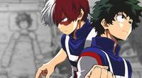 My Hero Academia 298 spoilers: Midoriya no reacciona y Todoroki toma una decisión sobre Dabi