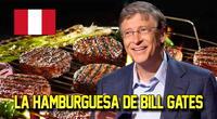 La primera hamburguesa vegana llega a Perú.