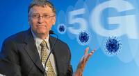 Bill Gates se muestra sorprendido por las teorías conspirativas sobre él.