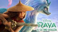 Tráiler de Raya y el último Dragón: La nueva película animada de Disney (VIDEO)