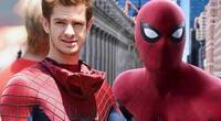 Aseguran haber visto a Andrew Garfield en la ciudad donde se filma Spider-Man 3
