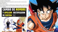 Dragon Ball: Estudio jurídico lanza ingeniosa campaña usando a Goku se viraliza