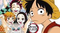 ¡Impresionante! FanBook de Kimetsu no Yaiba le gana en ventas al tomo 98 de One Piece