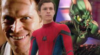 ¿Vuelve el Duende Verde? Aseguran que Willem Dafoe fue visto en el set de grabación de Spider-Man 3