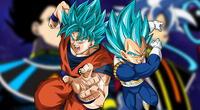 Dragon Ball Super: Así se verán Goku y Vegeta en el futuro como Ángel y Dios de la Destrucción