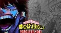 My Hero Academia 301 Spoilers: El pasado de la familia Todoroki ha sido revelado