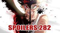 Black Clover 282 Spoilers: Una nueva transformación de Asta es revelada