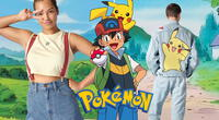 La colección Levi's x Pokémon celebra los 25 años de la franquicia.
