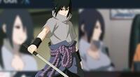 Naruto: Artista transforma a Sasuke en mujer en muchas escenas del anime e impresiona a fans