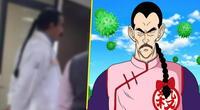 Médico se vuelve viral en redes por su parecido a Tao Pai Pai.