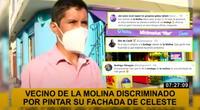 Usuarios opinaron sobre la discriminación de una bodega en La Molina.