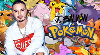 J Balvin hará canción de Pokémon por su 25 aniversario.