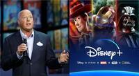 Bob Chapek, actual CEO de Disney, resaltó que la compañía quedó impresionada del atractivo que su servicio de streaming tiene con el público adulto./Fuente: Bloomberg.