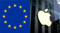 La Unión Europea ha decidido emprender una demanda contra Apple por el pago del 30% por las operaciones realizadas en App Store./Fuente: Composición.