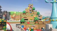 Super Nintendo World no volverá a retrasarse y se prepara para abrir sus puertas al público general el 18 de marzo./Fuente: Nintendo.