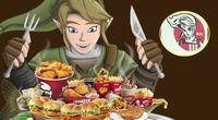KFC bromea con la posibilidad de que «Zelda venda pollo frito»
