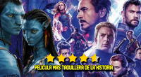Avatar destrona a Avengers: Endgame como la película más vista de la historia.