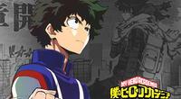 """My Hero Academia 306 spoilers: """"Gracias por todo"""" Deku toma una decisión sobre su futuro"""