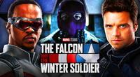 Se revelan el número y la duración de los capítulos de Falcon & Winter Soldier.