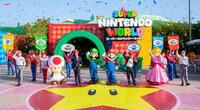 Super Nintendo World, el parque temático de la prestigiosa desarrolladora de videojuegos, ya está abierto al público en general./Fuente: Nintendo.