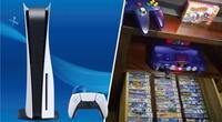 Un nostálgico gamer no pudo resistir a la tentación de obtener la consola de sus amores e infancia con una envidiable colección de juegos a cambio de su PS5./Fuente: Gaming Bible.
