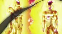 Nuevo capítulo de Dragon Ball nos muestra la pelea de Goku vs Cooler y Freezer juntos