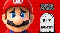 ¿Mario Bros morirá el 31 de marzo?