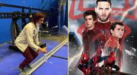 El doble de Andrew Garfield filtra su presencia en el set de 'Spider-Man: No Way Home'.